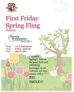 April 2017 First Friday