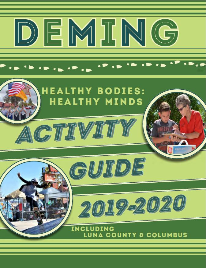 Deming Activity Guide Cover Photo