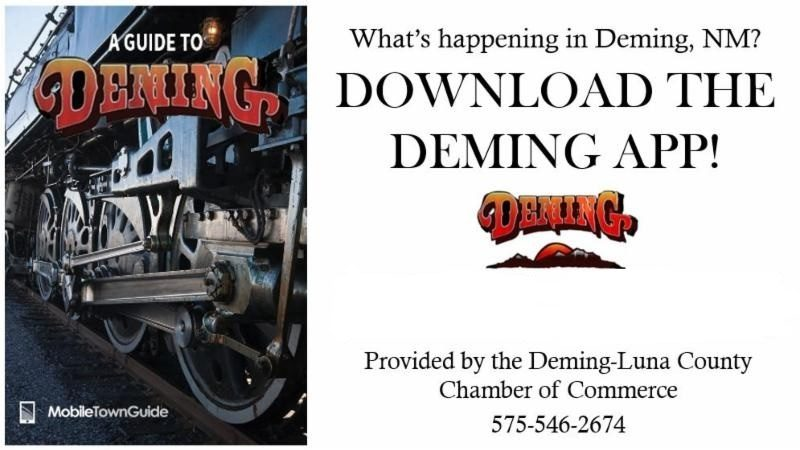 Download our Deming App